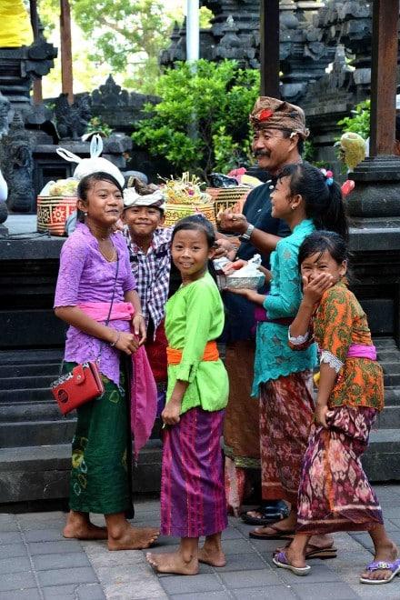 Balinesische Familie hp