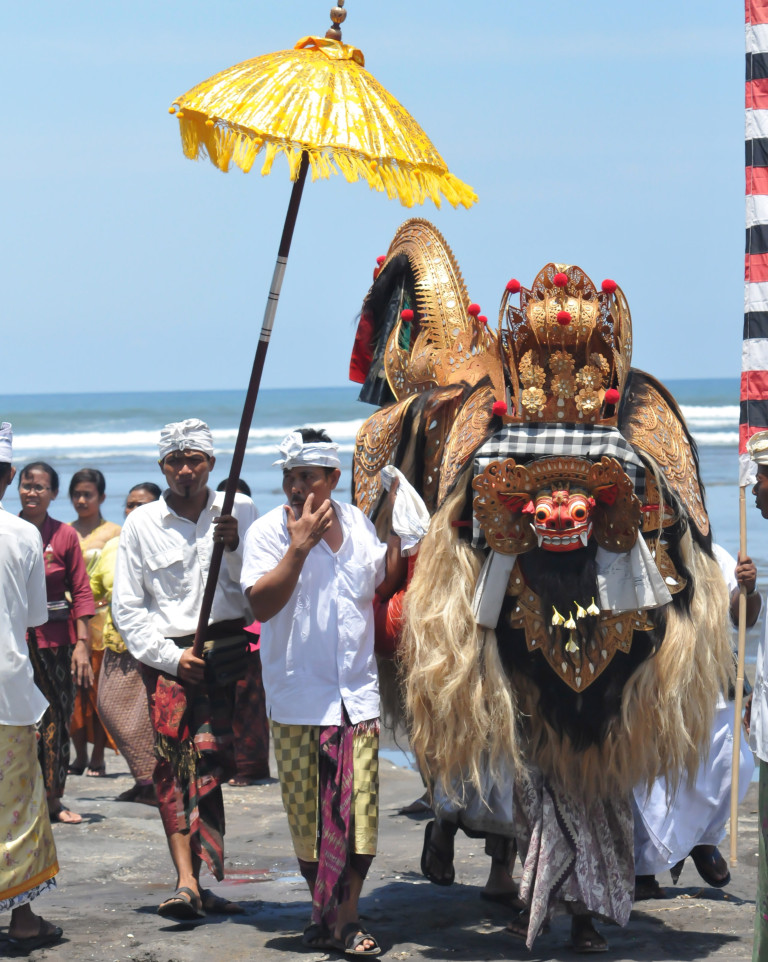 Culture - Ceremony on DJM Beach