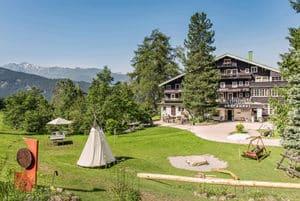 Bio Hotel Grafenast, TVB Silberregion Karwendel